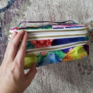 Sonia Kashuk 3 layer Cosmetic bag